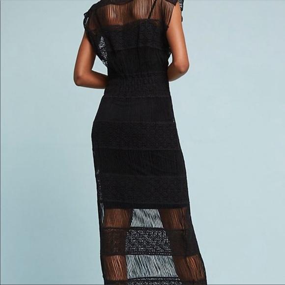 f444576e4165 Anthropologie Dresses   Amelia Crochet Maxi Dress Callahan   Poshmark